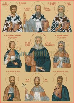 Sfântul Antipa de la Calapodeşti, 1 Ianuarie.
