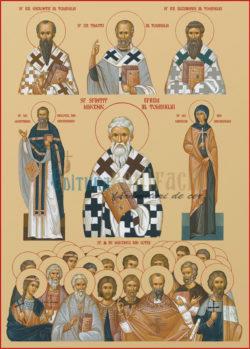 Sfântul sfinţit mucenic Efrem al Tomisului, 3 martie