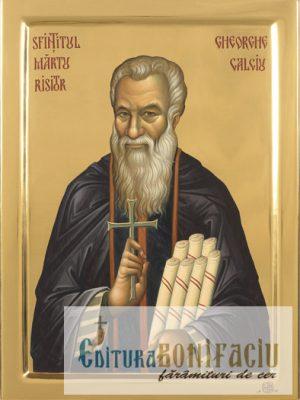 Sfinţitul Mărturisitor Gheorghe Calciu