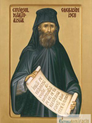 Cuviosul Mărturisitor Gherasim Iscu