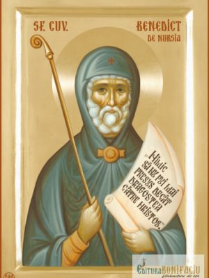 Sf. Benedict de Nursia