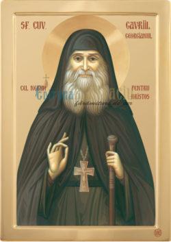 Sfântul Cuvios Gavriil Georgianul