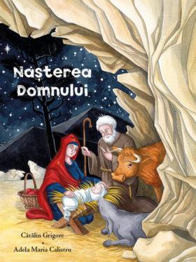 Nașterea Domnului -carte pentru copii