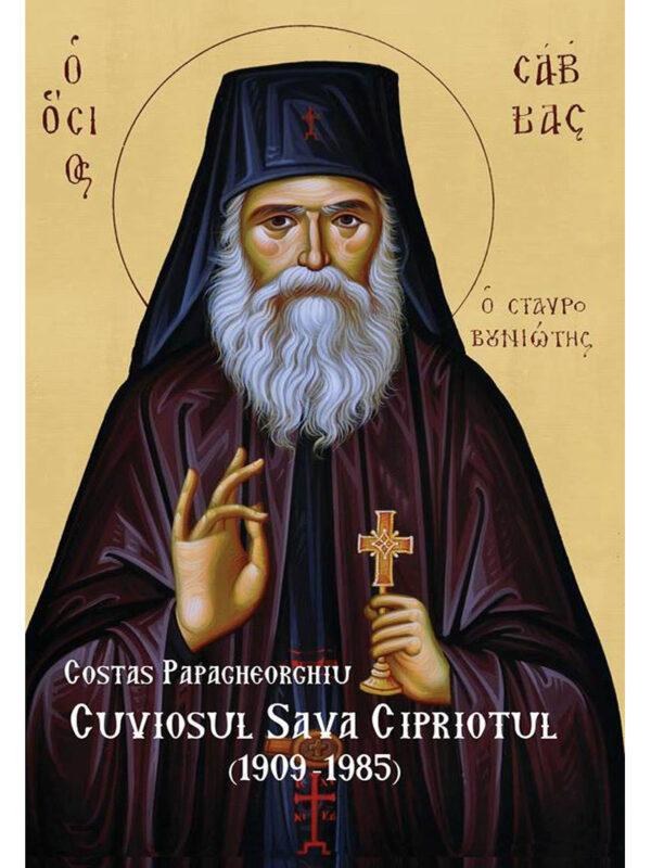 Sf. Sava Cipriotul