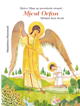 Micul orfan, poveste ilustrată, carte pentru copii