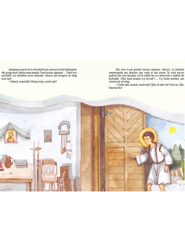 Micul orfan - carte pentru copii